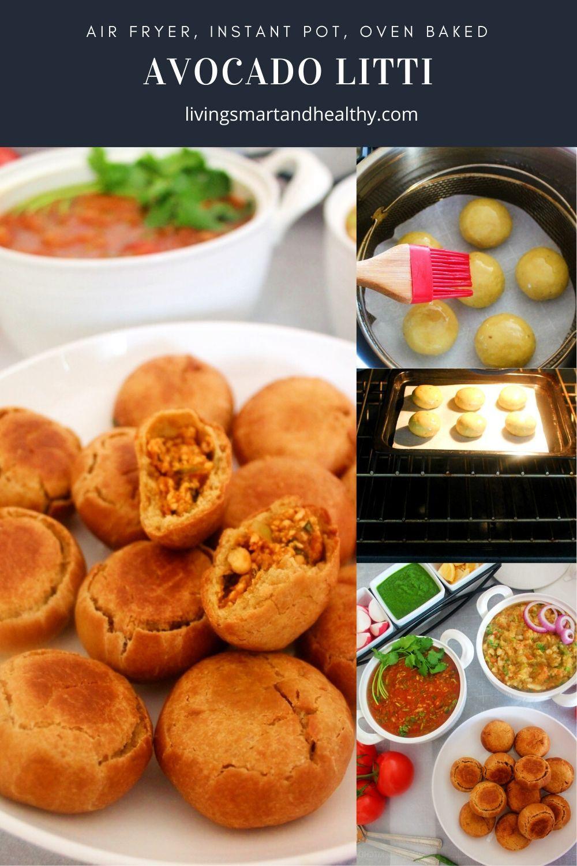 Litti Recipe in 2020 Oven baked, Baked avocado, Recipes