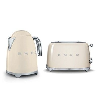 Best Sm*G Kettle Toaster Pack Tsf01Crkit Cream Kitchen Re 400 x 300