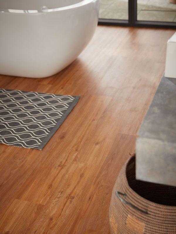 Schöner Vinylboden Fürs Bad Angenehm Zum Laufen Pflegeleicht Und - Vinyl boden fürs bad geeignet