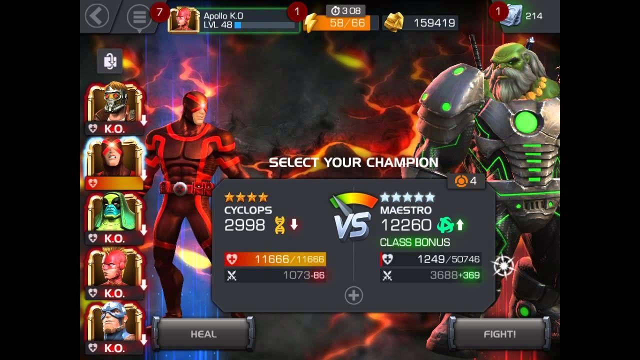 marvel contest of champions hack apk 2018