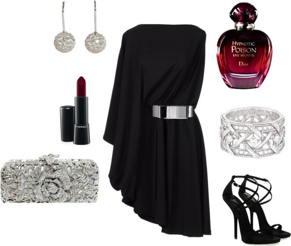 """Night out on the town"" by candace-cook-cushman on Polyvore"