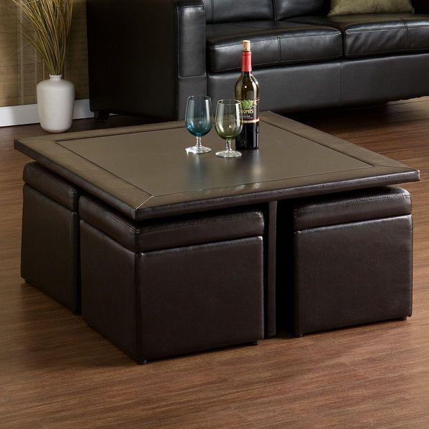 Wildon Home ® Pennington Storage Cube/ Coffee Table Set | i love to ...