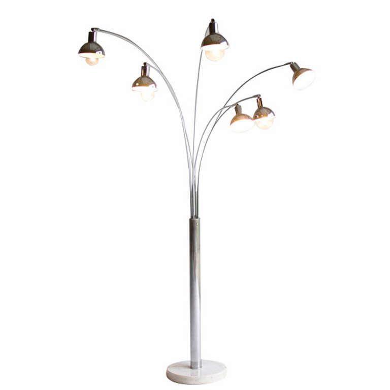 5 Arm Arch Floor Lamps Arched Floor Lamp Floor Lamp Lamp