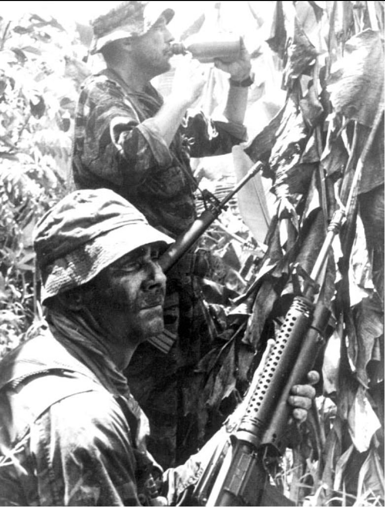 what happened to returning australian soldiers after Eighteen australian soldiers were killed in the battle of long tan in 1966 gillard, who in the wake of the deaths will be returning early from a meeting of pacific nation leaders in the cook thirty-eight australian soldiers have been killed in the afghanistan war, and the latest incidents were the.