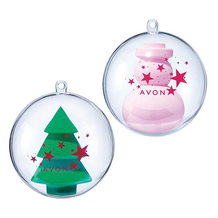 2021 Avon Christmas Ornaments