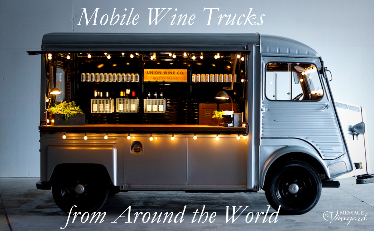 Mobile wine bar trucks from around the world mobile for Bar 96 food truck