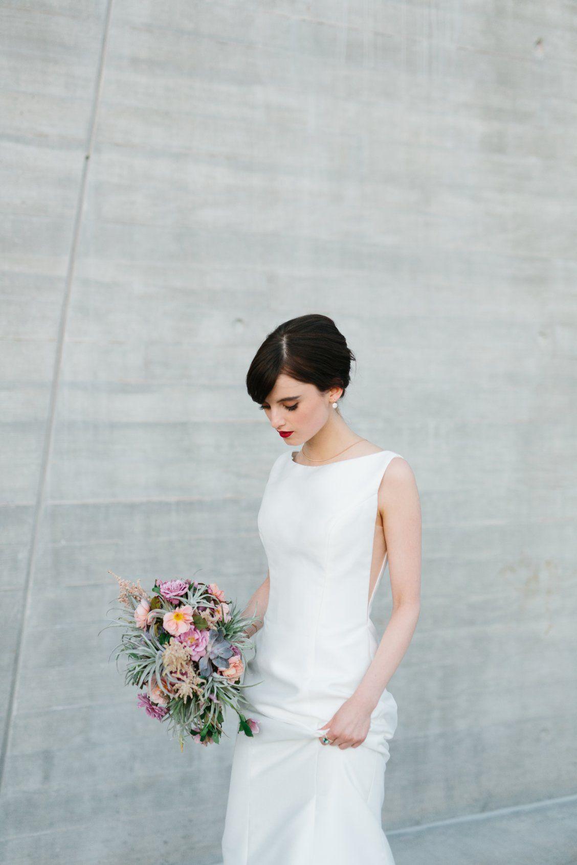 Simple modern wedding dress  COHEN by Sottero and Midgley Wedding Dresses  wedding dresses