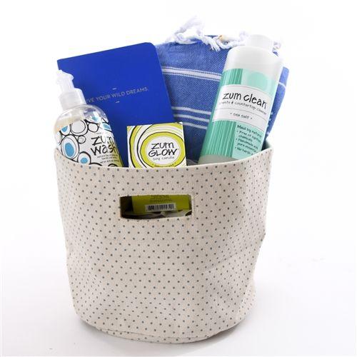 Housewarming Gift Basket   Great Realtor Gifts   Eco ...