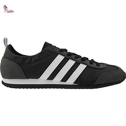 BB9677 ADIDAS CHAUSSON BLACK VS JOG: Amazon.fr: Chaussures et Sacs