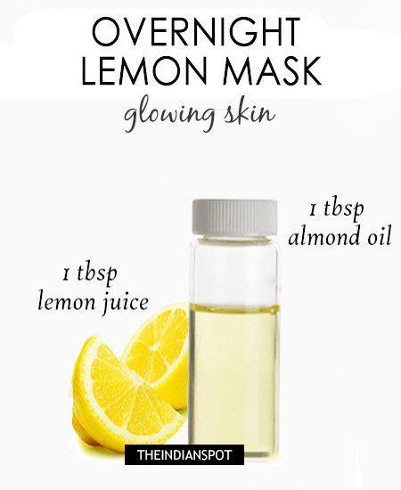 night time face mask diy