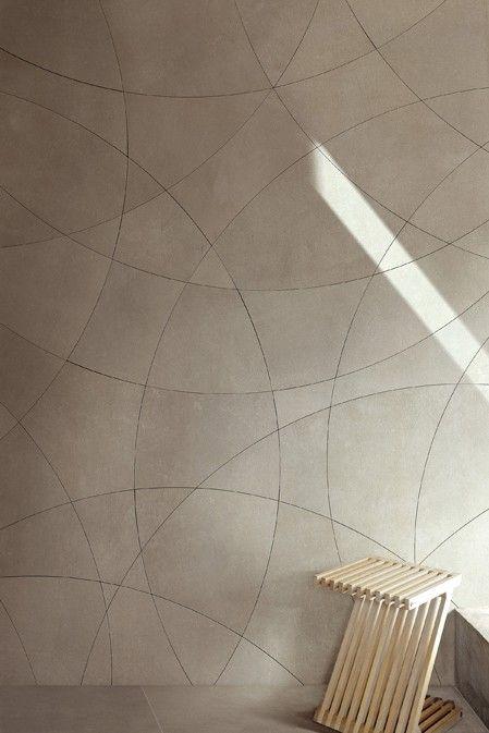 FLOORGRES/INDUSTRIAL LINE PUZZLE DECOR STEEL