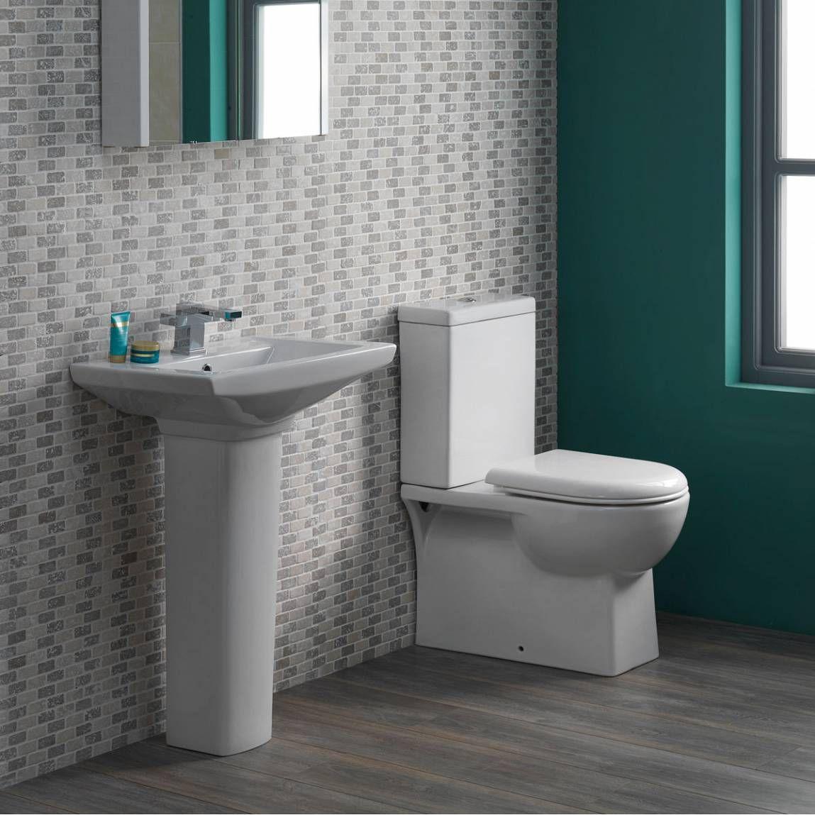 Plumbs bathroom suites - Brent Bathroom Suite Pack Victoria Plumb