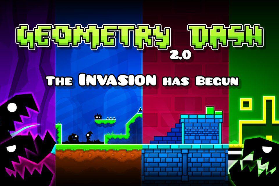 Игра геометрия даш на компьютер скачать.