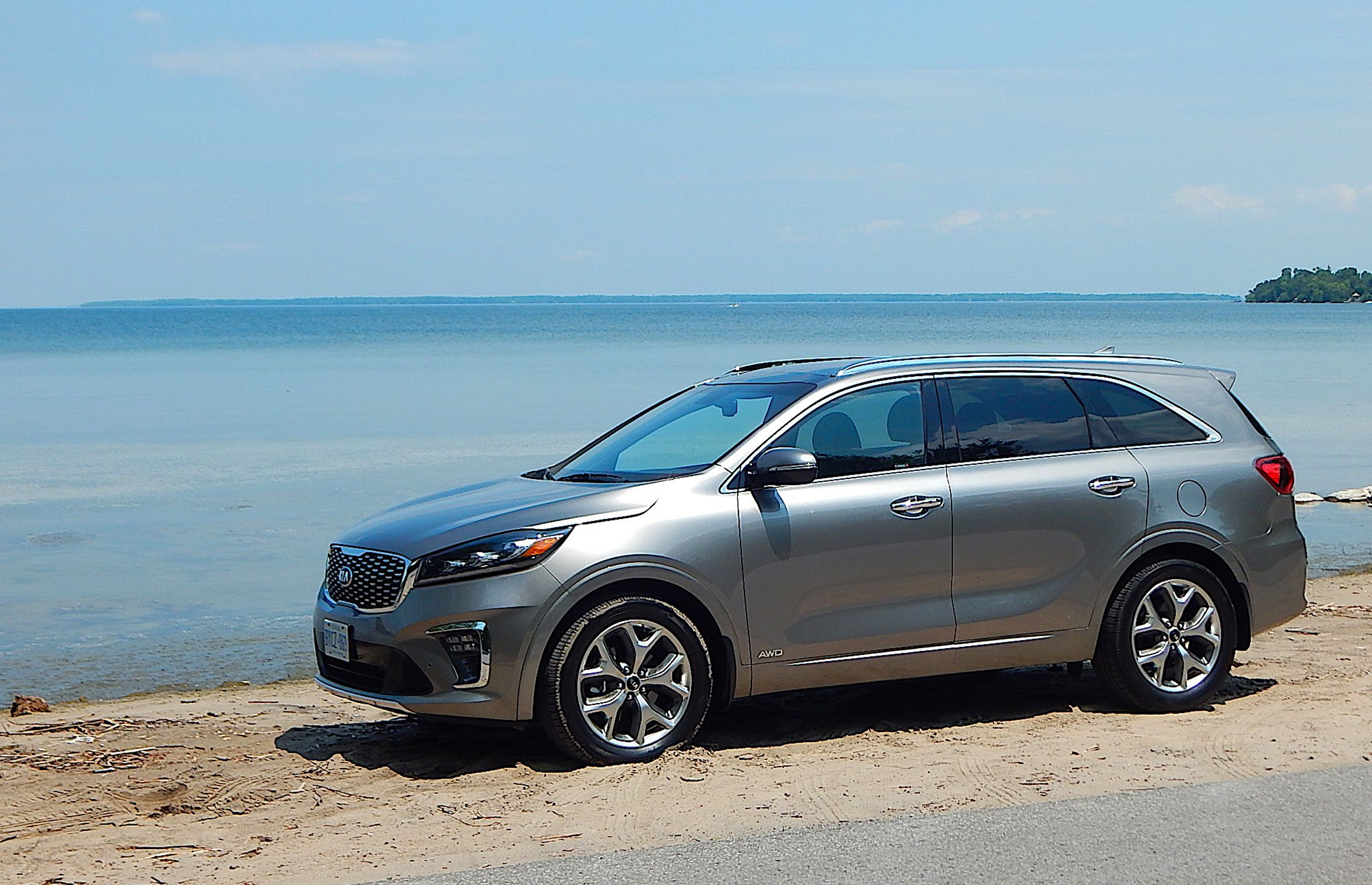First Drive 2019 Kia Sorento With Images Kia Sorento Sorento