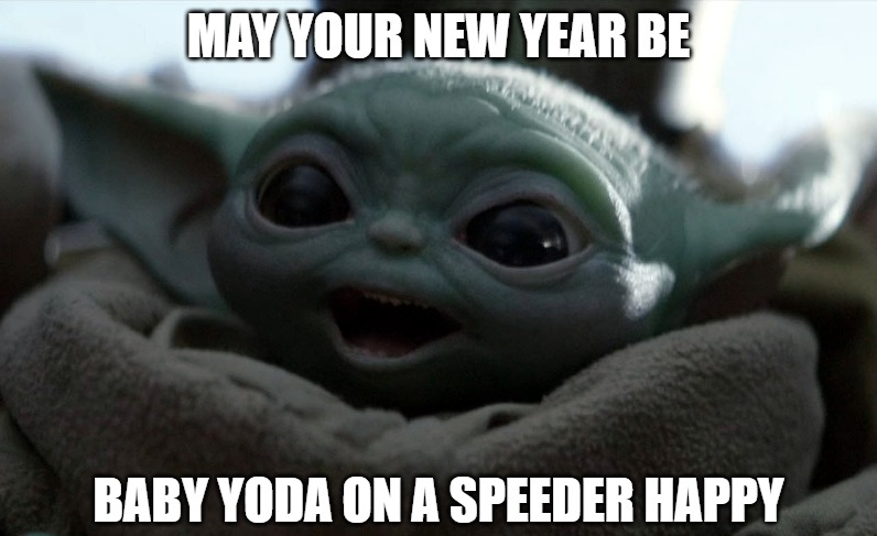 Blockchain And Crypto Predictions For 2020 Trust Wallet In 2020 Star Wars Humor Star Wars Memes Star Wars Yoda