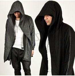 Asymmetric Gown Hood w/ robe tie. avant garde style | capes ...
