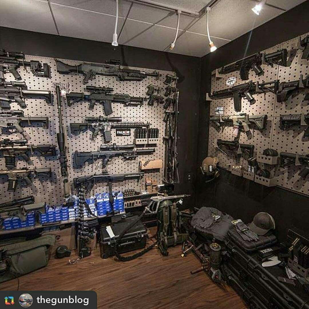 Top 100 Best Gun Room Designs u2013