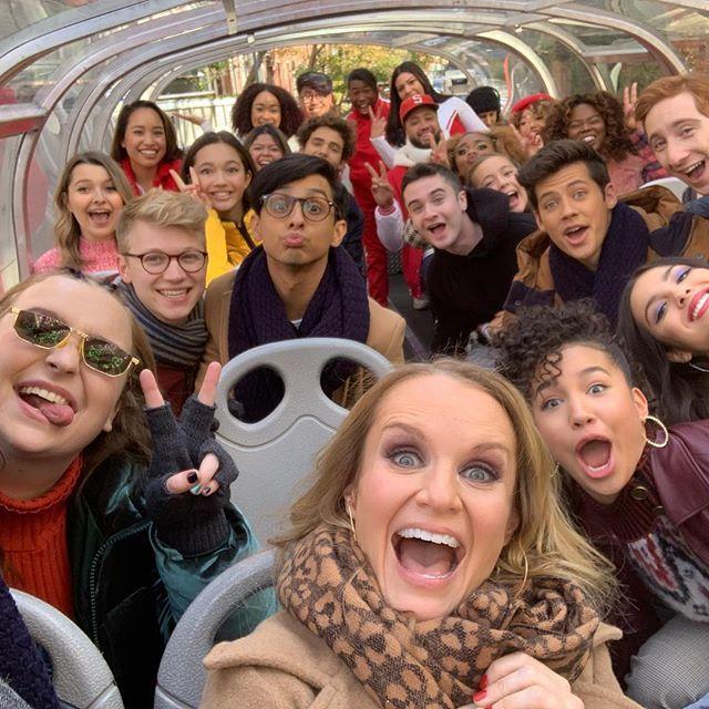 Hsm The Musical The Series Highschoolmusicalseries Instagram Photos And Videos High School Musical Cast High School Musical Musicals