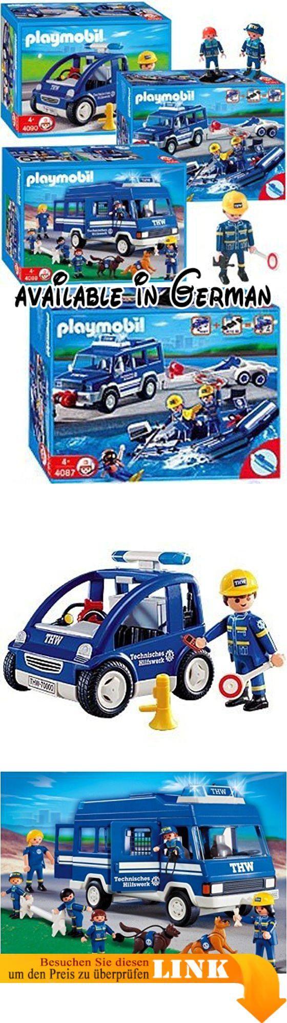 Thw Fahrzeuge Spielzeug