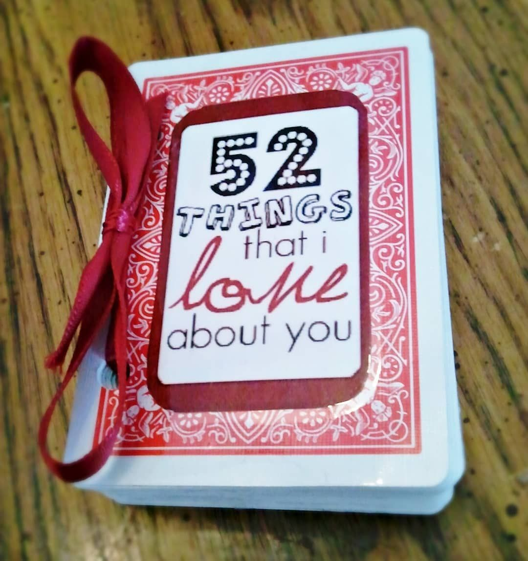 52 Reasons Of Love Birthday Card Template Free Birthday Card Template Your Cards