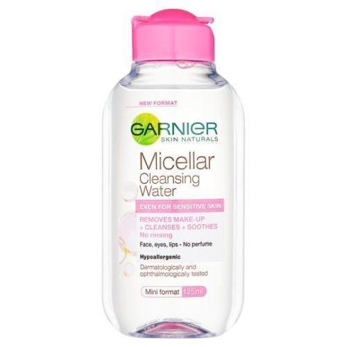 12 Garnier Skin Naturals Micellar Cleansing Water even for Sensitive Skin 125ml #Garnier