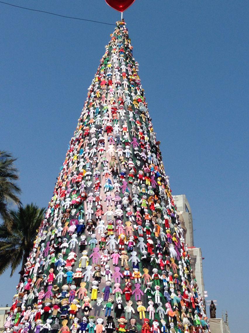 Natal em Plaza De Armas, Santiago, Chile | O\' Christmas Tree ...