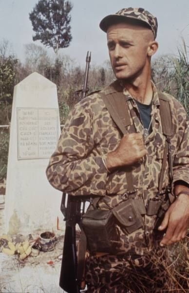 early special forces wearing duck hunter camo | Vietnam war, Vietnam war  photos, Vietnam veterans
