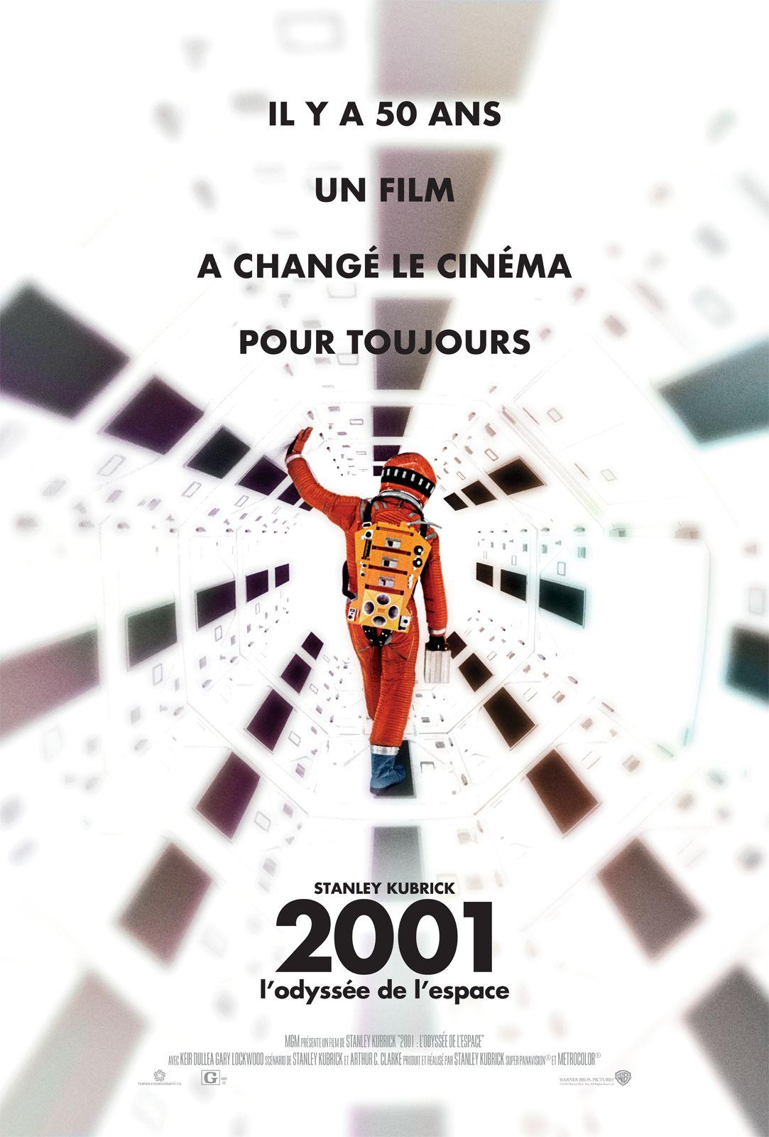 2001 L Odyssee De L Espace Est Un Film Realise Par Stanley Kubrick Avec Keir Dullea Gary Lockwood Synopsis A L Film Stanley Kubrick Film Culte Americain