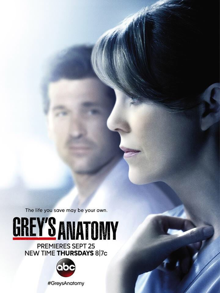 Greys Anatomy - Season 11 (2014) TV Series poster on cokeandpopcorn