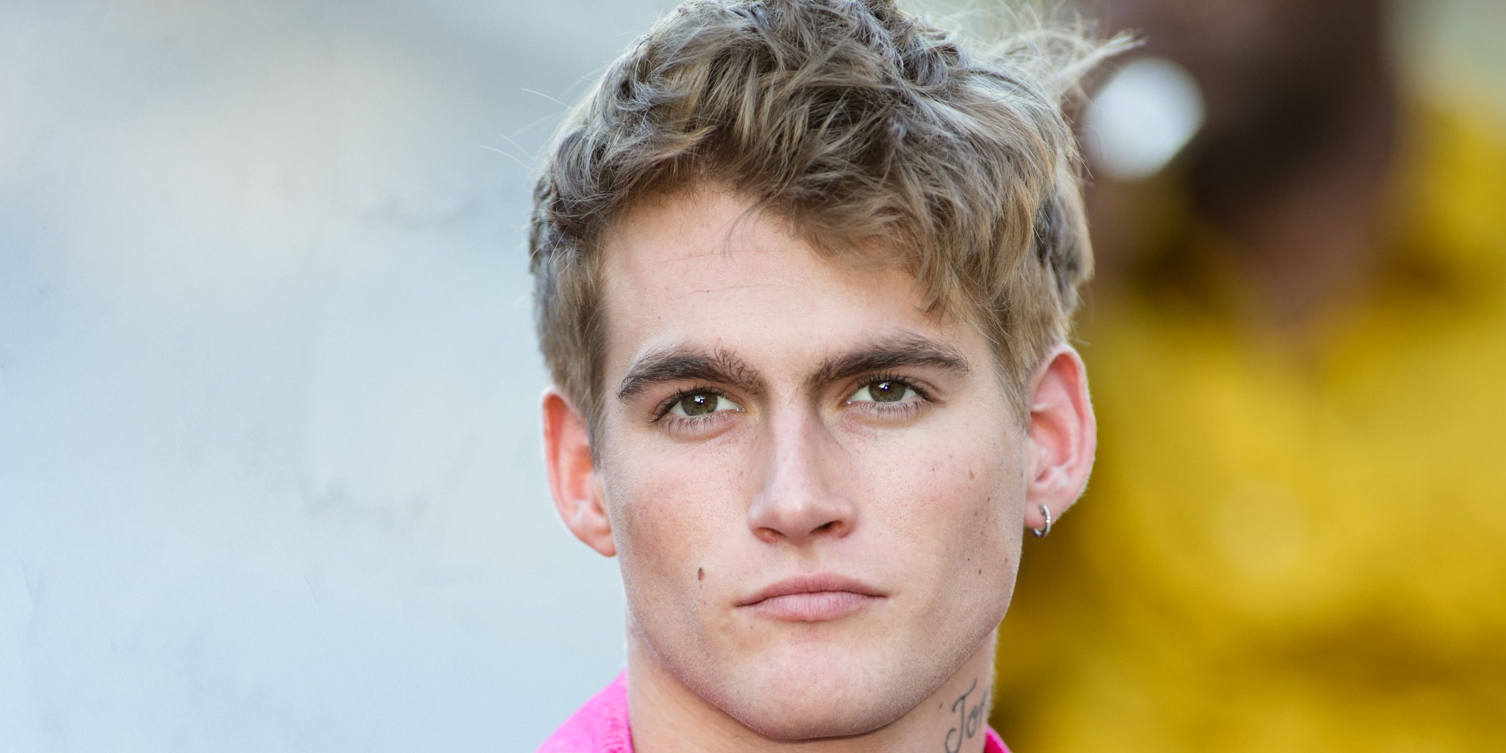 Cindy Crawford's Son, Presley Gerber, Got a Tattoo on His