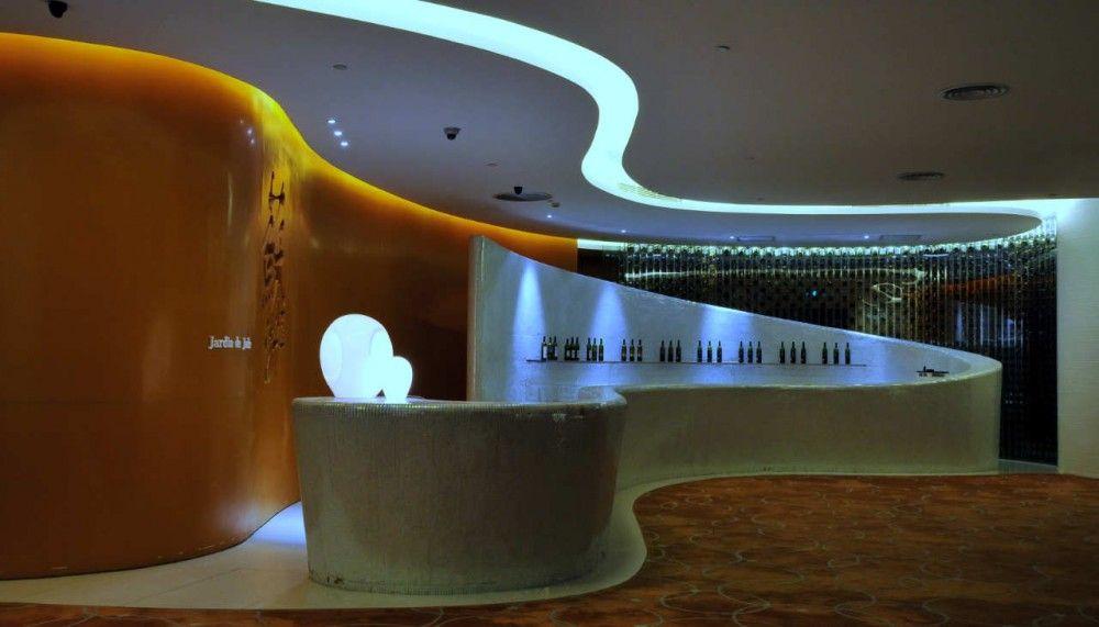 Jardin de jade restaurant i p a l design consultants inspiraci n conspiraci n pinterest - Restaurante chino jardin feliz ...