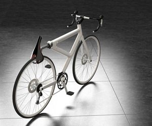 Saddle Lock Provides A Fast And Easy Way To Lock Your Bicycle When