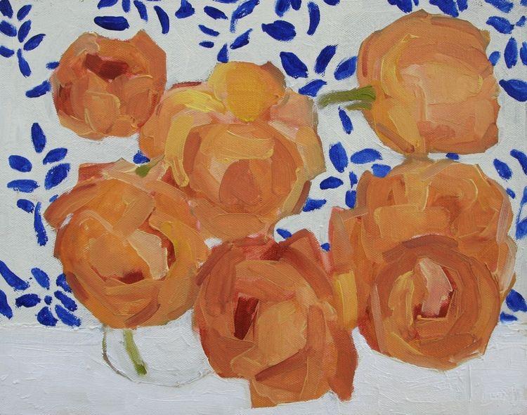Lynne Millar, Kitchen Roses