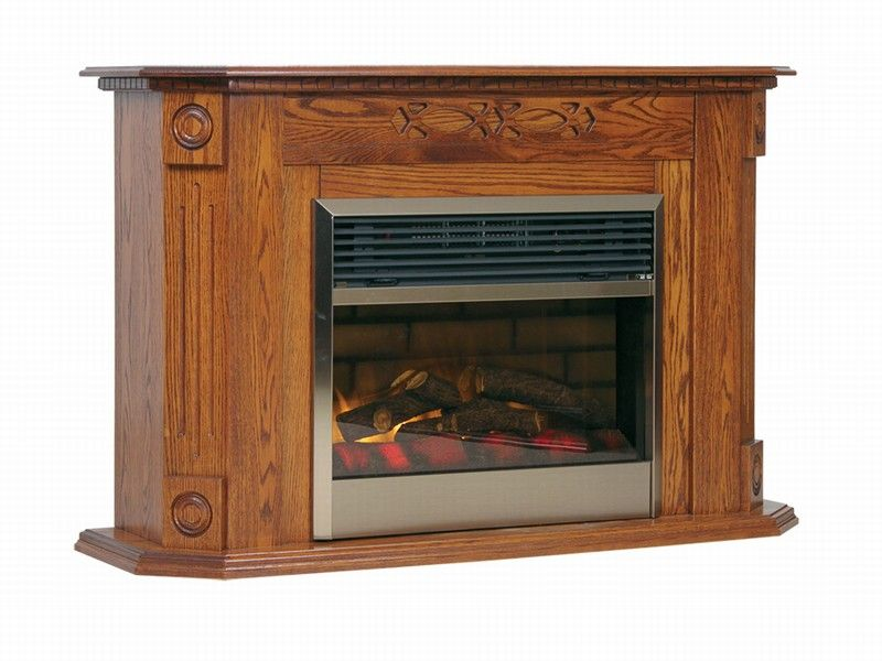 amish heritage mantel electric fireplace with insert electric rh pinterest com Fireplace Heat Surge Insert amish electric fireplace inserts