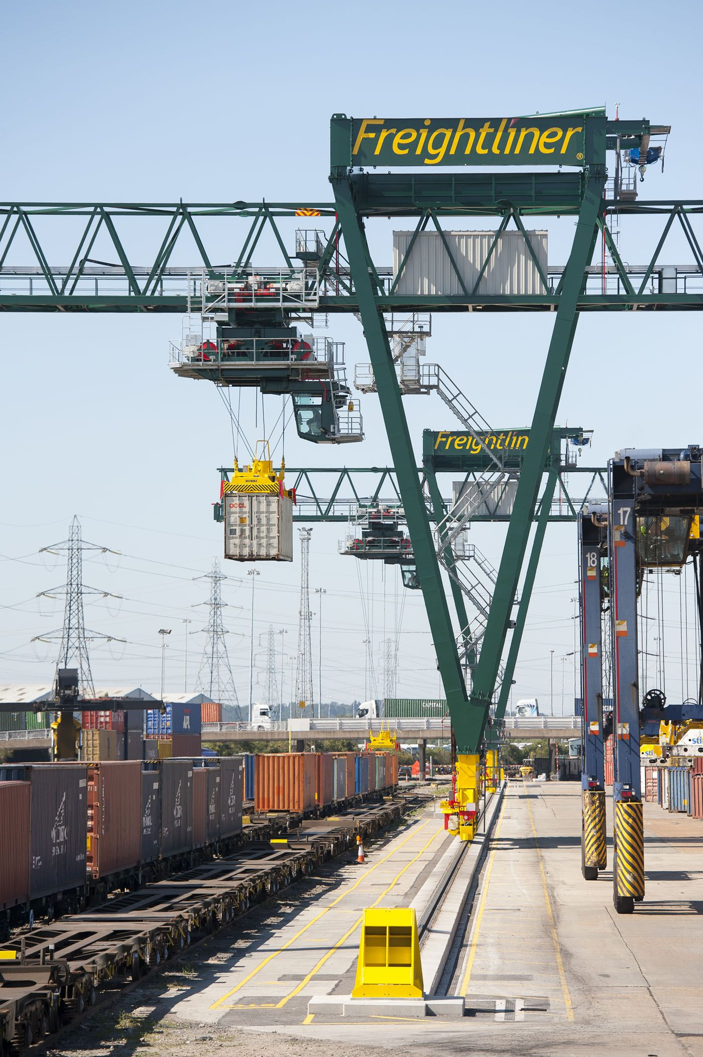 Freightliner ltd the uks most reliable rail freight