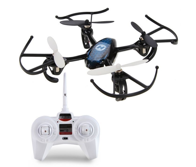 Holy Stone HS170 Predator Mini RC Helicopter Drone 24Ghz 6 Axis Gyro 4 Channels Quadcopter Best Choice For Trainer