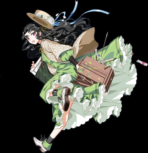Official Honkai Impact 3 Wiki Anime, Vẹt, Công chúa