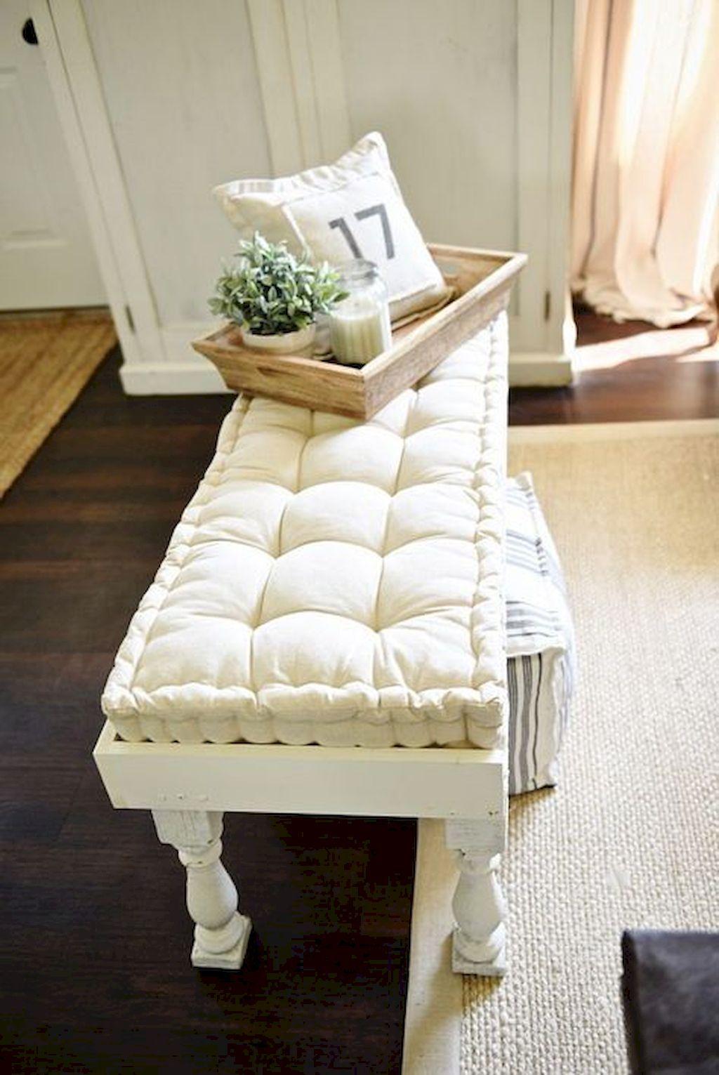 90 Clever And Creative Diy Farmhouse Livingroom Furniture