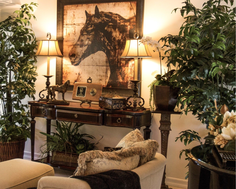 Inside The Rider S Home Equestrian Decor Equestrian