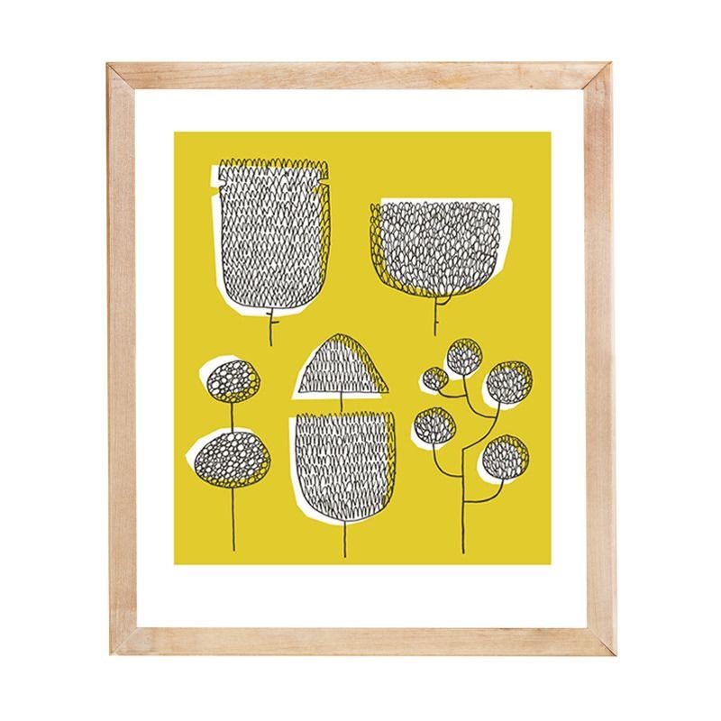 Schöner Kunstdruck von Heather Moore aus Südafrika