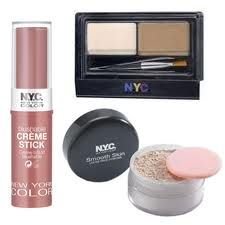What every college student on the go should have daily (: too NYC color products !