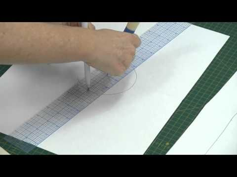 each... Sew Easy Patchwork Quilting Ruler Quilt /& Sew Circle /& Scallop