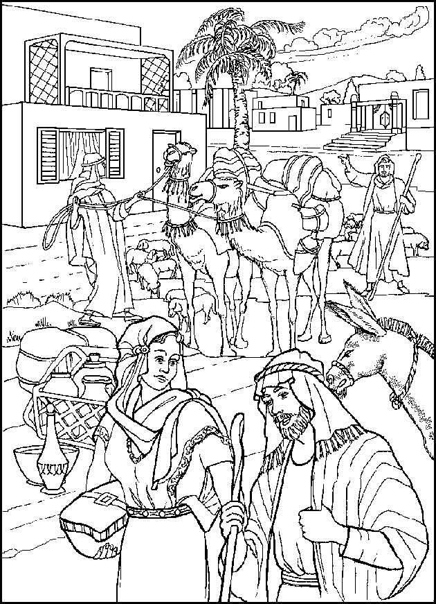 Sara en Abraham - GKV Apeldoorn-Zuid | bible | Pinterest ...