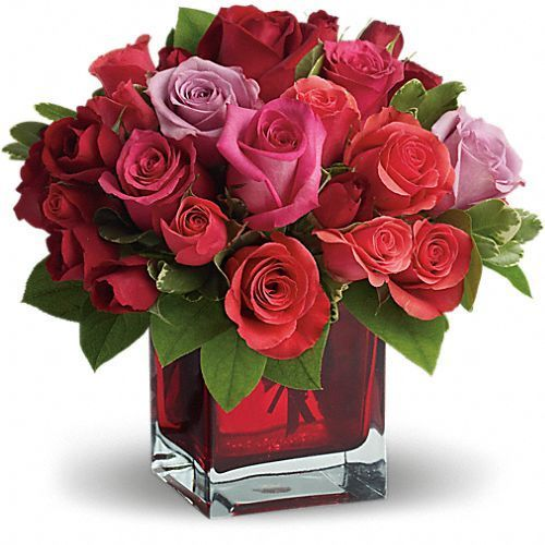 Romantic Flowers And Gifts For Your Girlfriend Spouse Or Any Special One Delivery Anywhere In Usa A Valentines Flowers Cheap Flower Delivery Flower Delivery