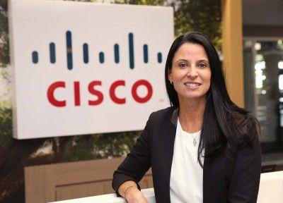 Cisco designó a Alba San Martin como líder de la organización de canales de la compañía en América Latina