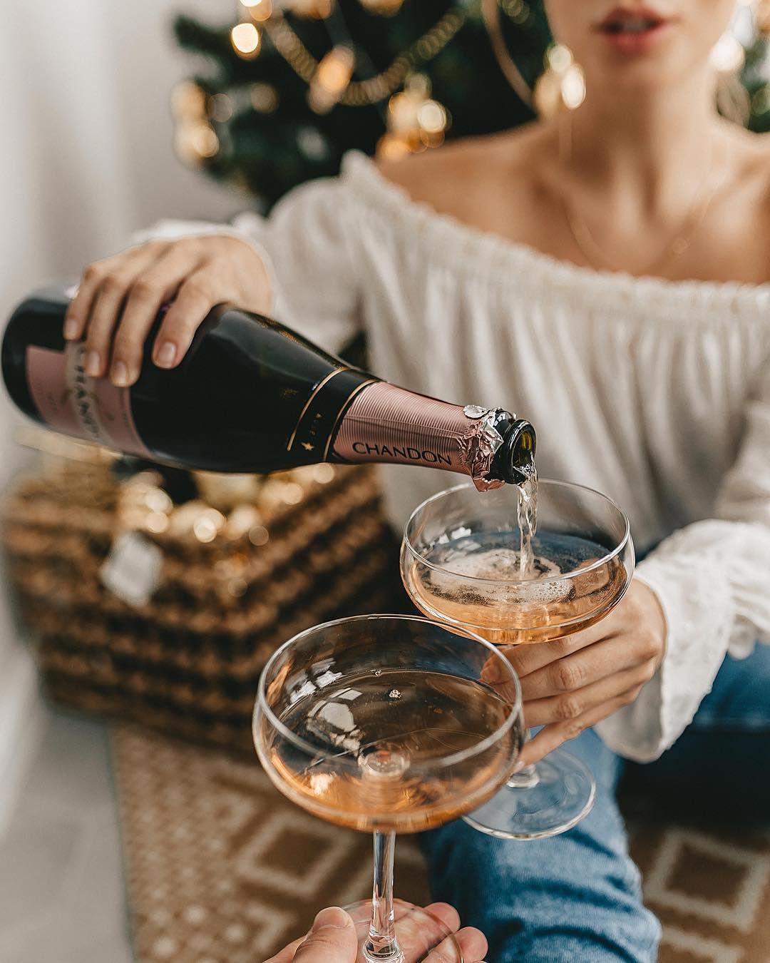 Девочки и шампанское картинки