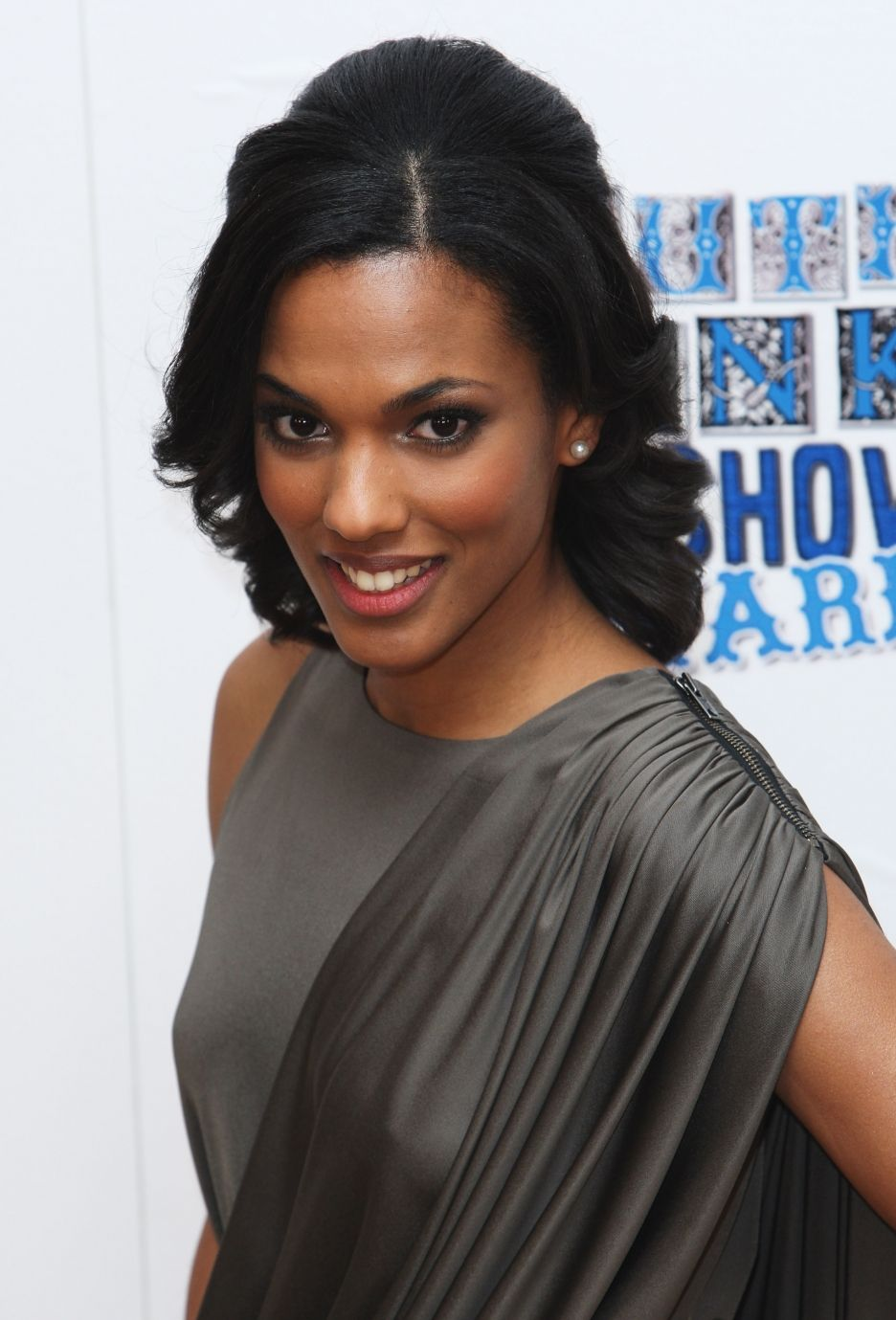Freema Agyeman (born 1979) Freema Agyeman (born 1979) new foto