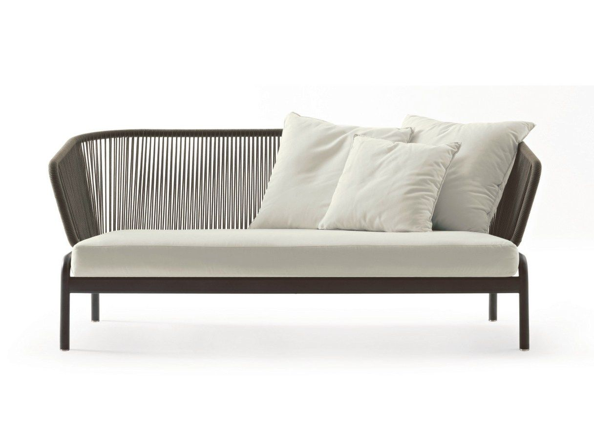 Roda Gartenmöbel By Roda Design Rodolfo Dordoni Outdoor Sofa Furniture Sofa