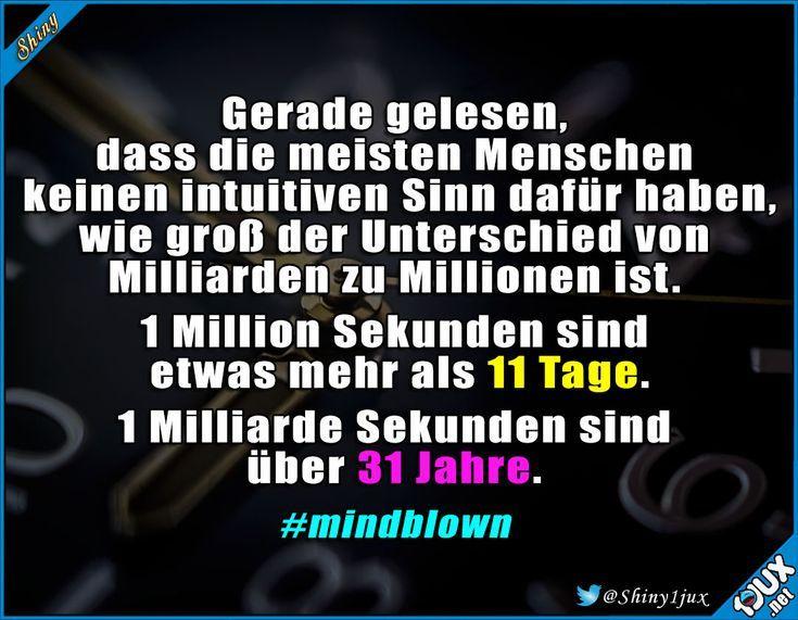 Größerer Unterschied als gedacht #mindblown #Fakt #Fakten #krass #Wissen - Shiny 1jux - - #gutewitze