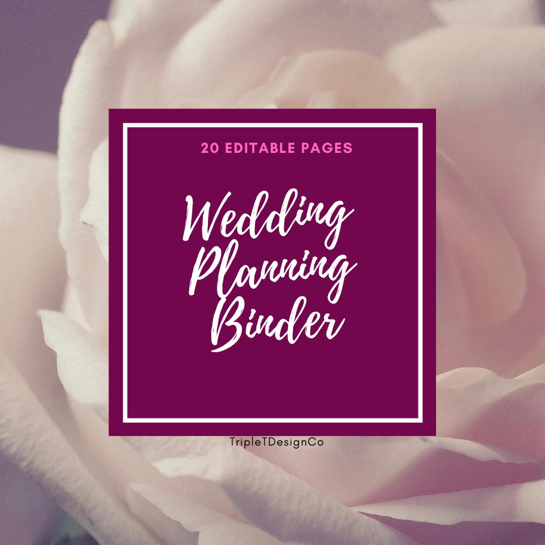 Wedding Planner In